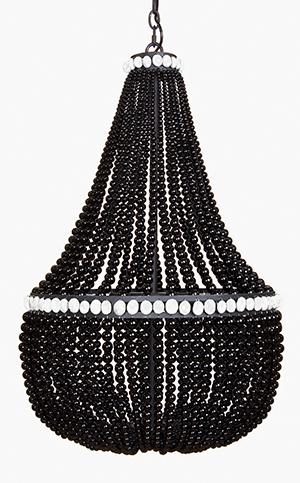 Black onyx empire chandelier aloadofball Images