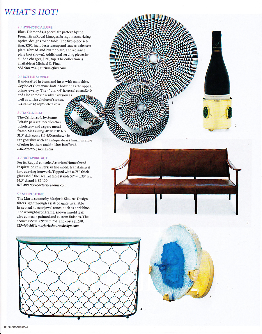 Elle Decor March 2012_2