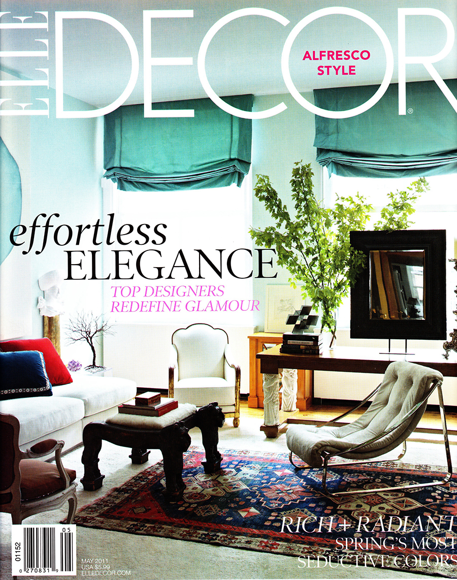 elle decor may 2011 - Elle Decor
