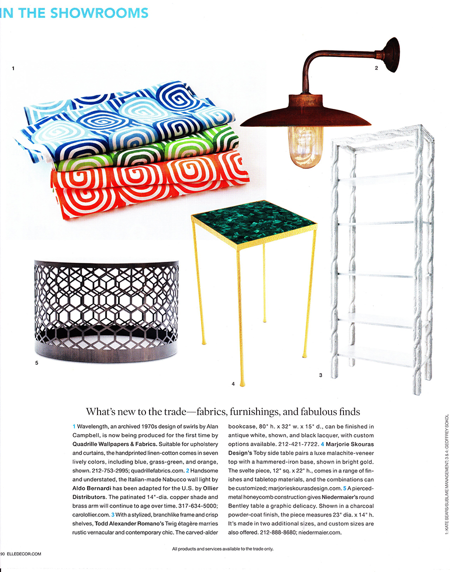 Elle Decor May 2011_2