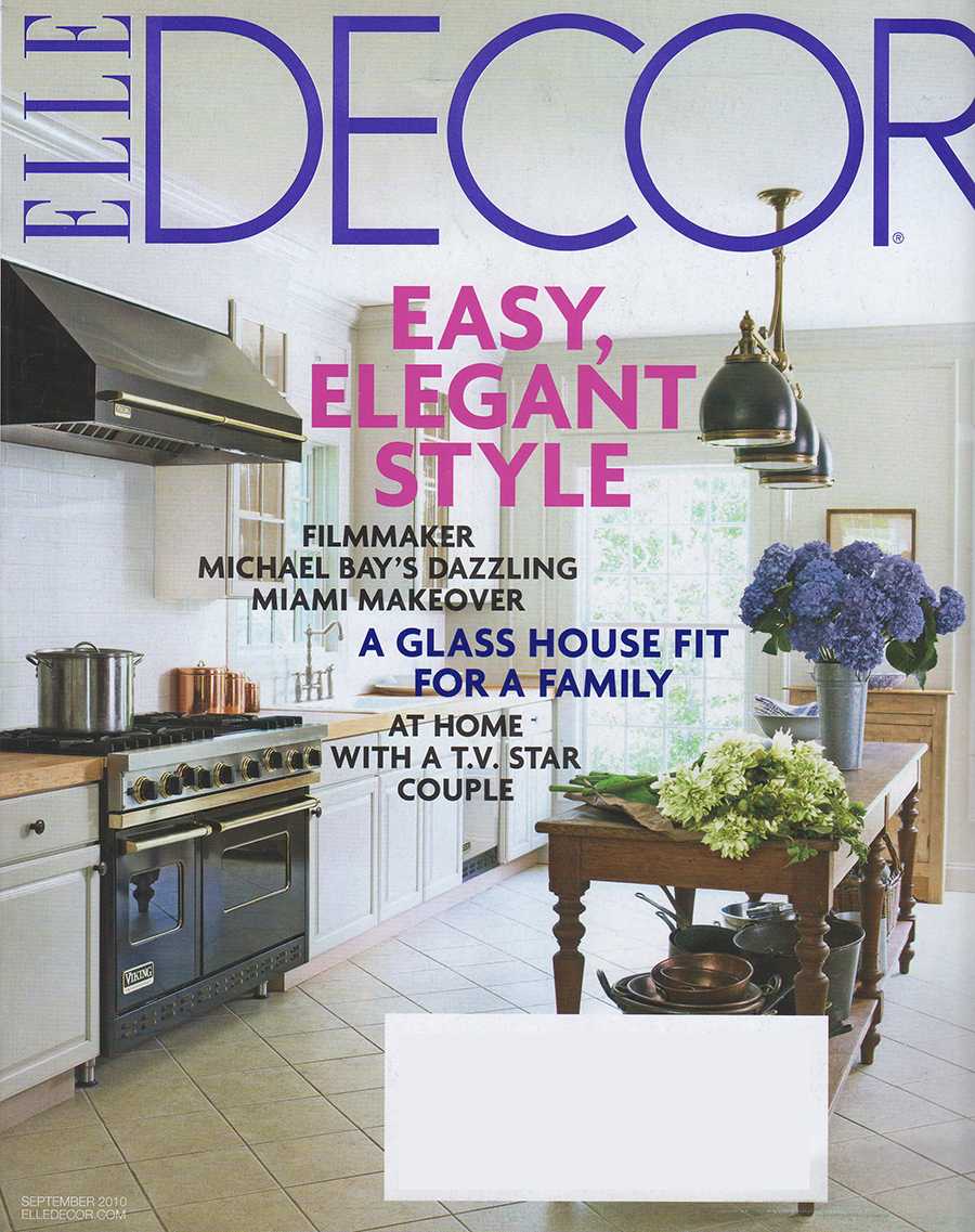 Elle Decor September 2010_1