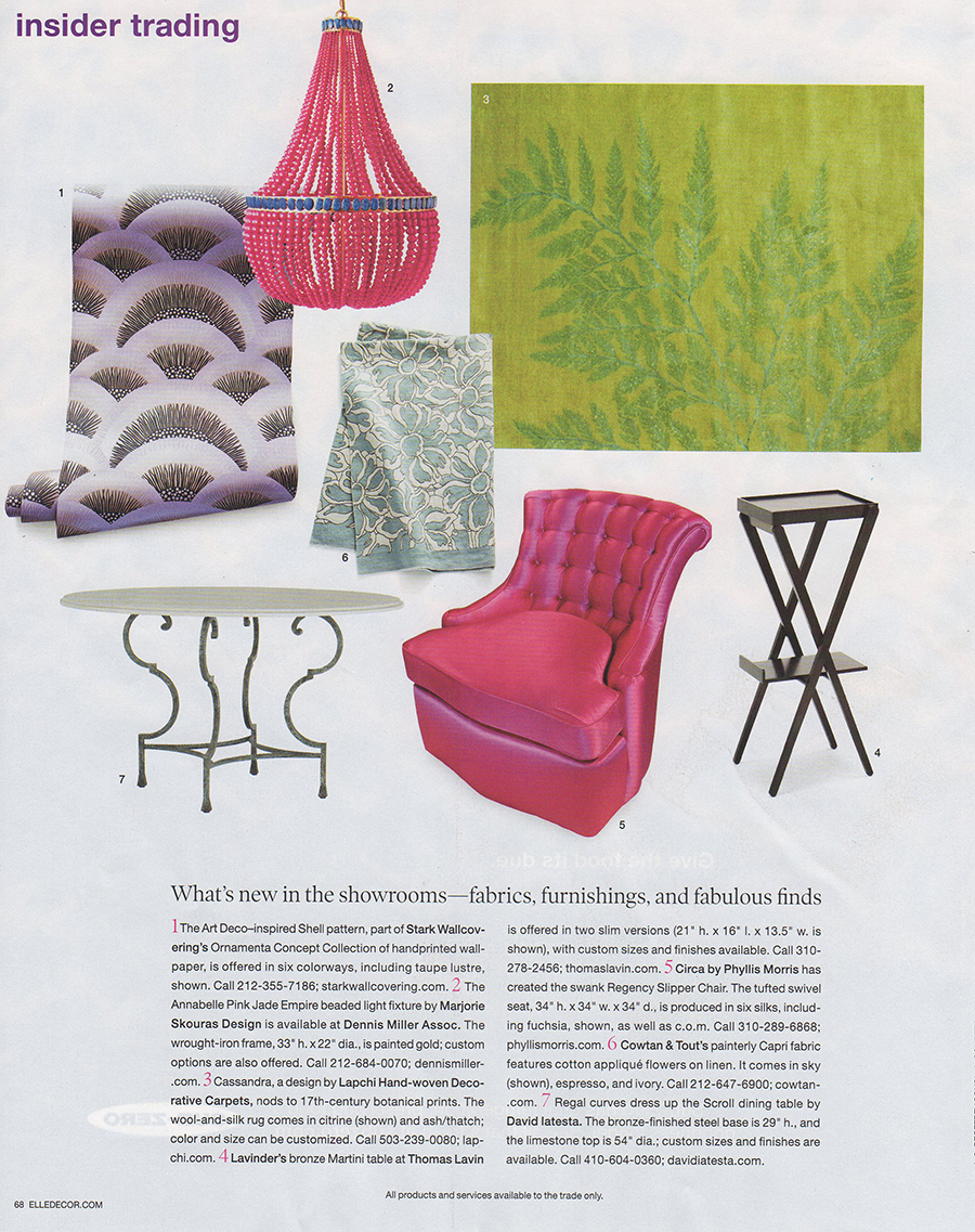 Elle Decor September 2010_2