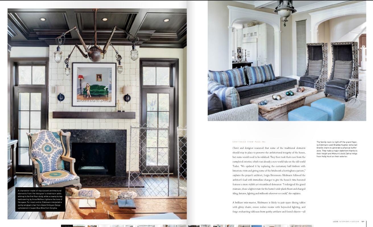 Luxe interiors design spring 2013 for Luxe interieur design