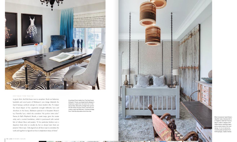 Luxe Interiors + Design Spring 2013 -