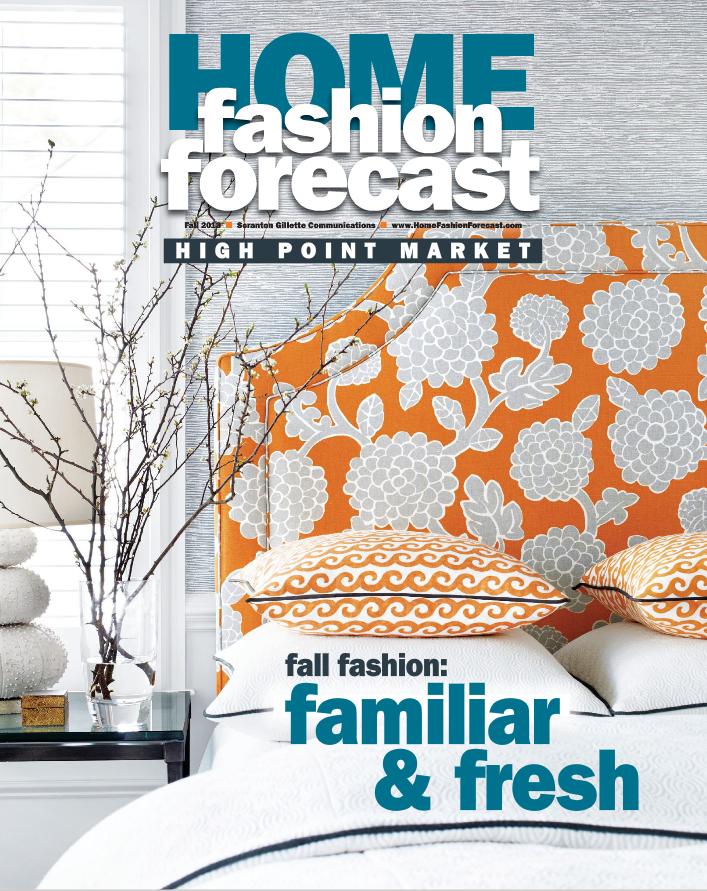 HOME Fashion Forecast Fall 2013 -