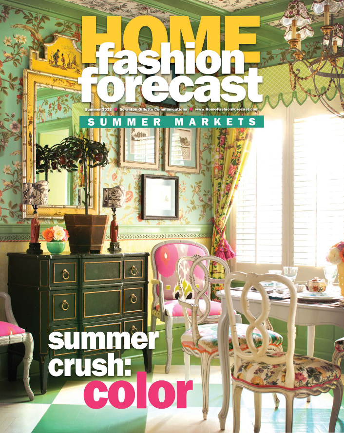 Home Fashion Forecast Summer 2013_1