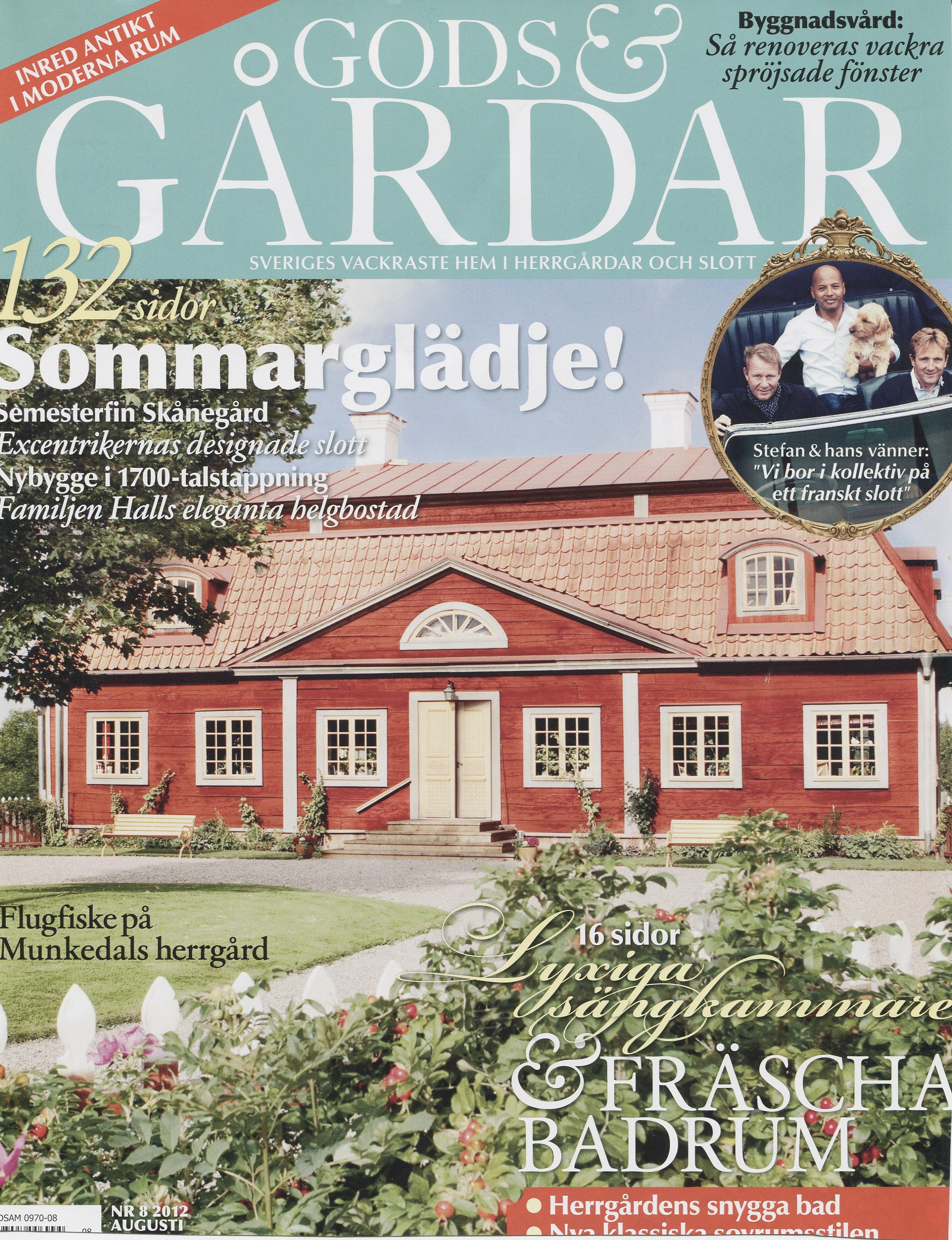 Home & Garden Sweden August 2012_1
