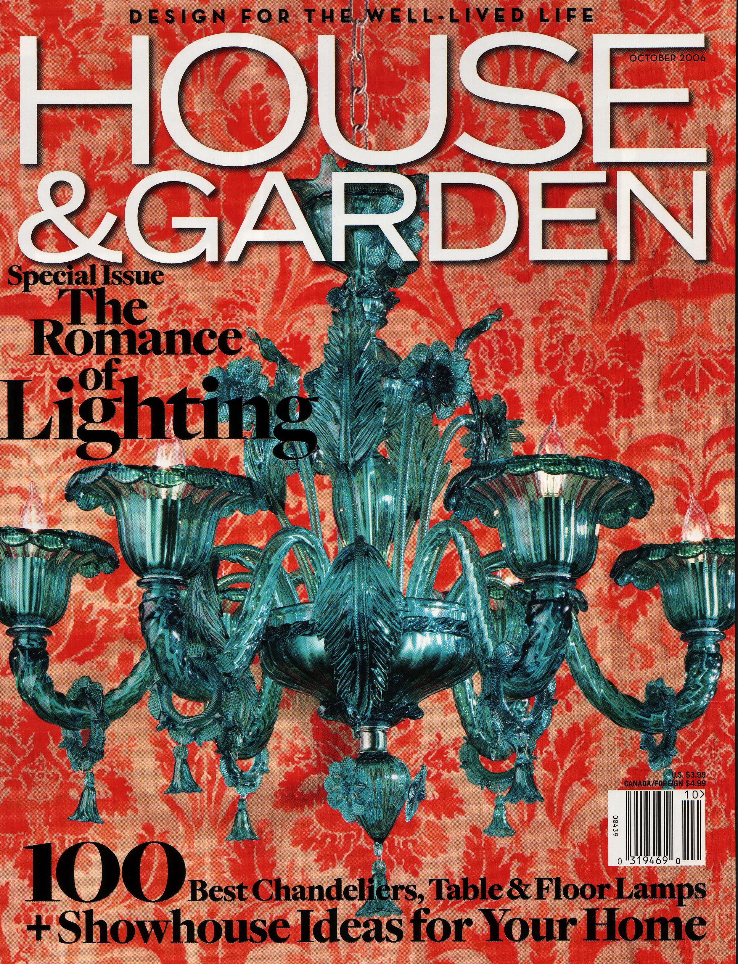 House & Garden October 2006_1