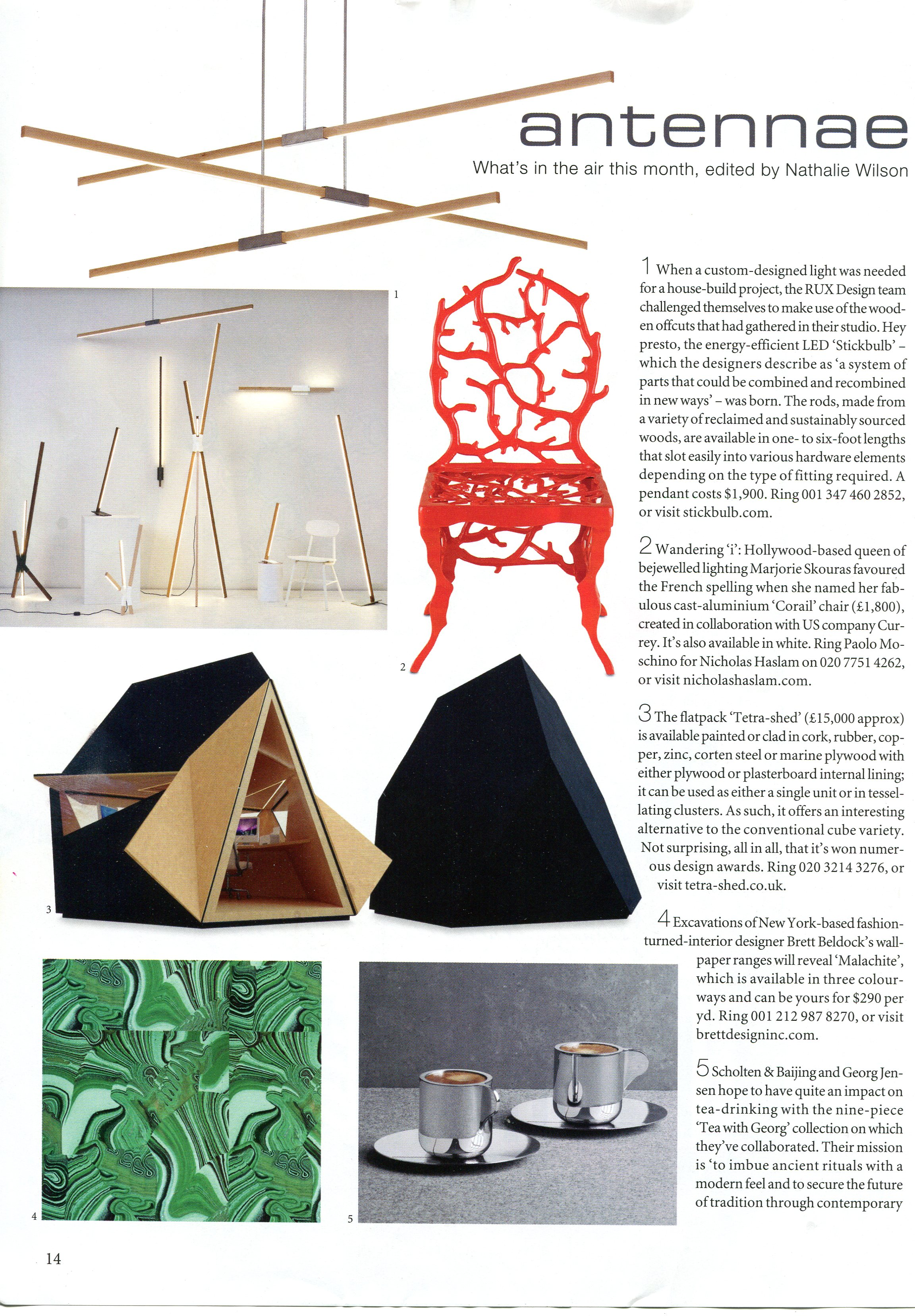 The World of Interiors September 2013_2
