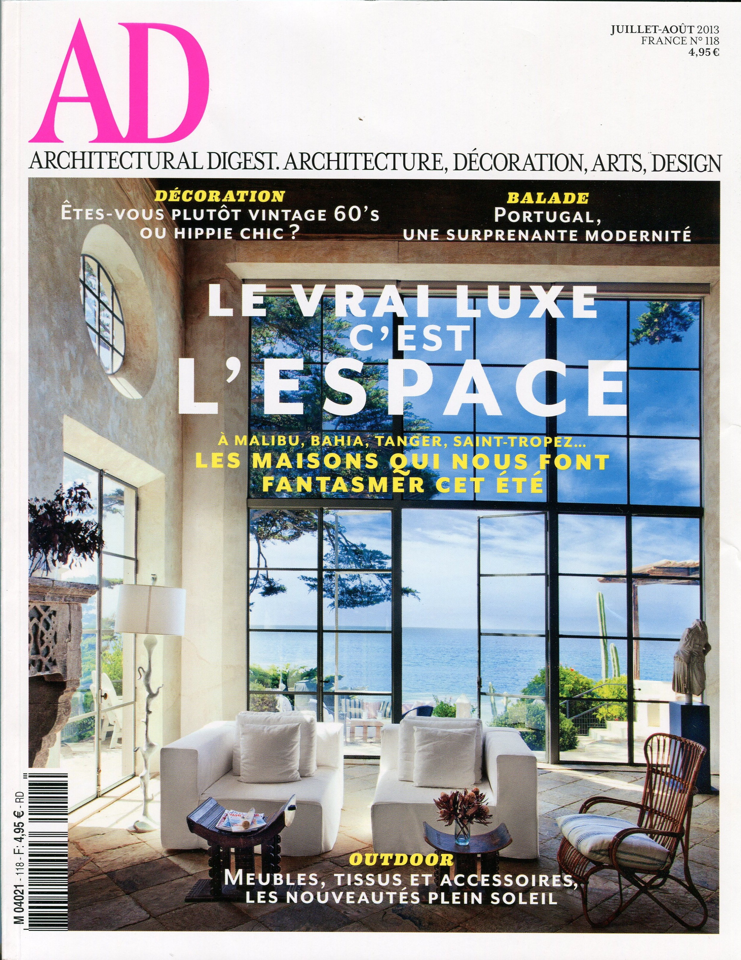 Architectural Digest France July 2013. ad france july 2013_1 ...