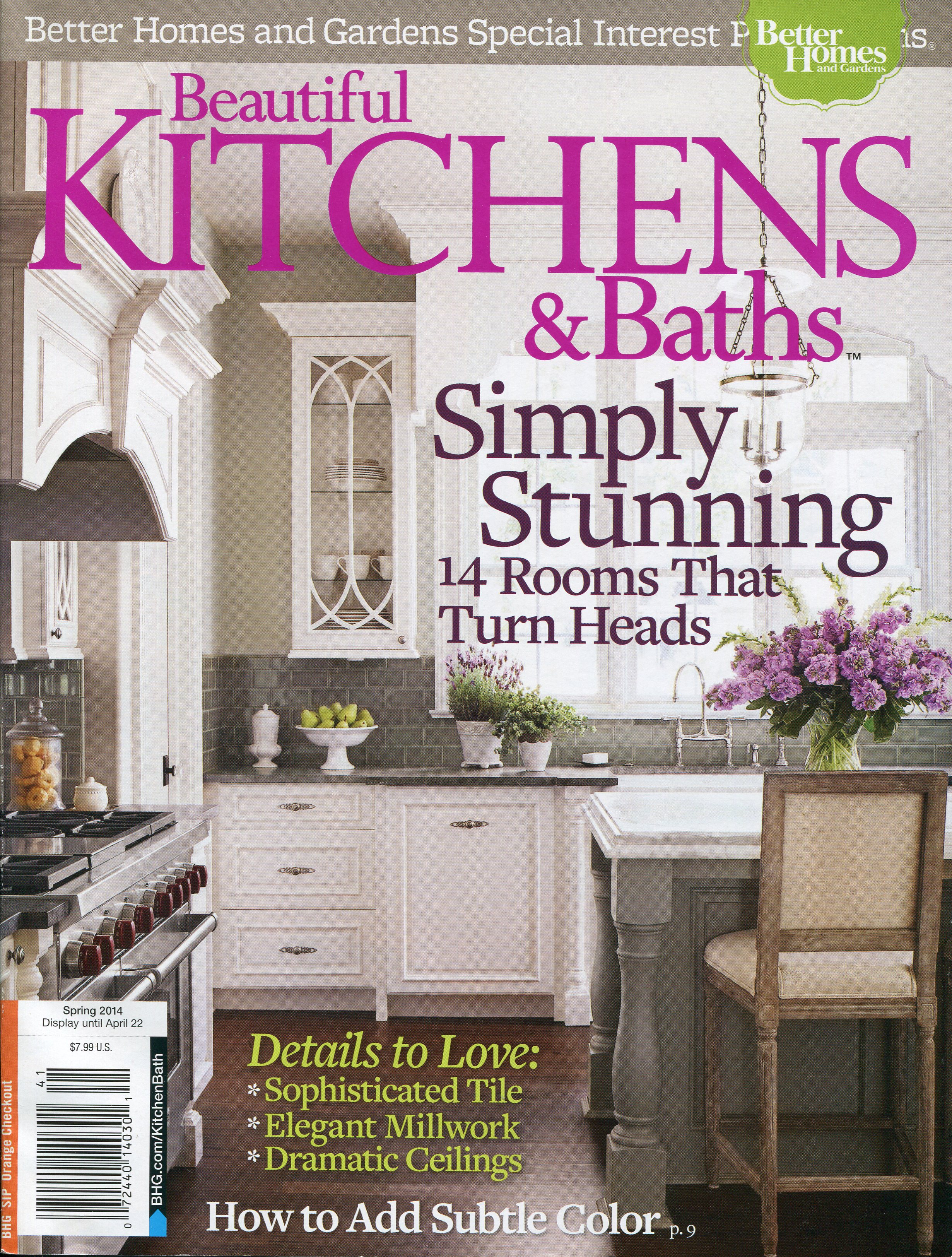 BHG Beautiful Kitchens U0026 Baths Spring 2014_1 ...