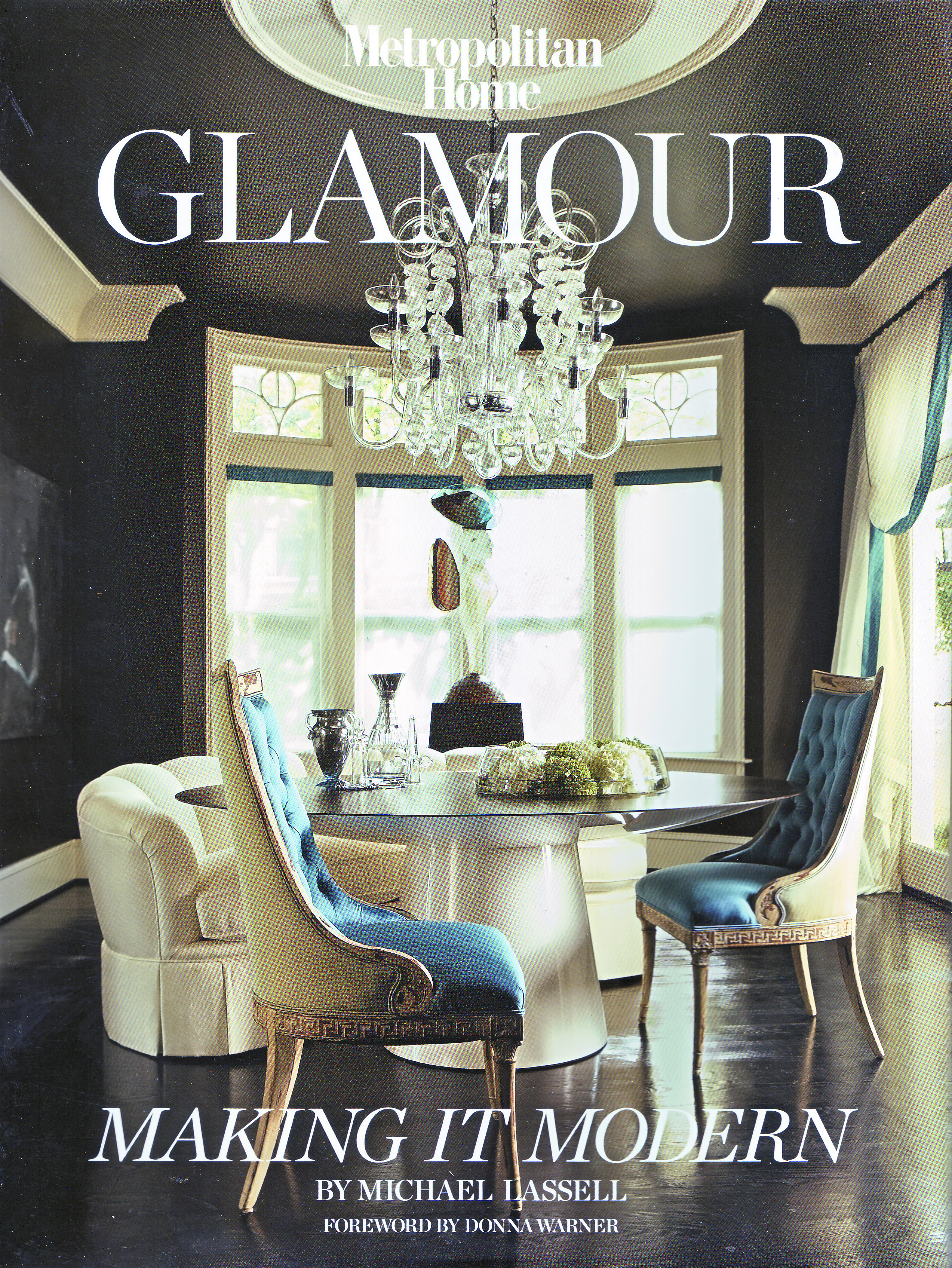 Met Home GLAMOUR Cover ...