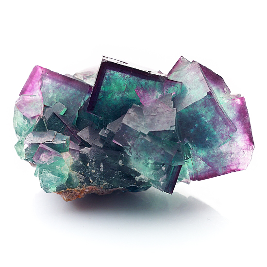 Raw Fluorite