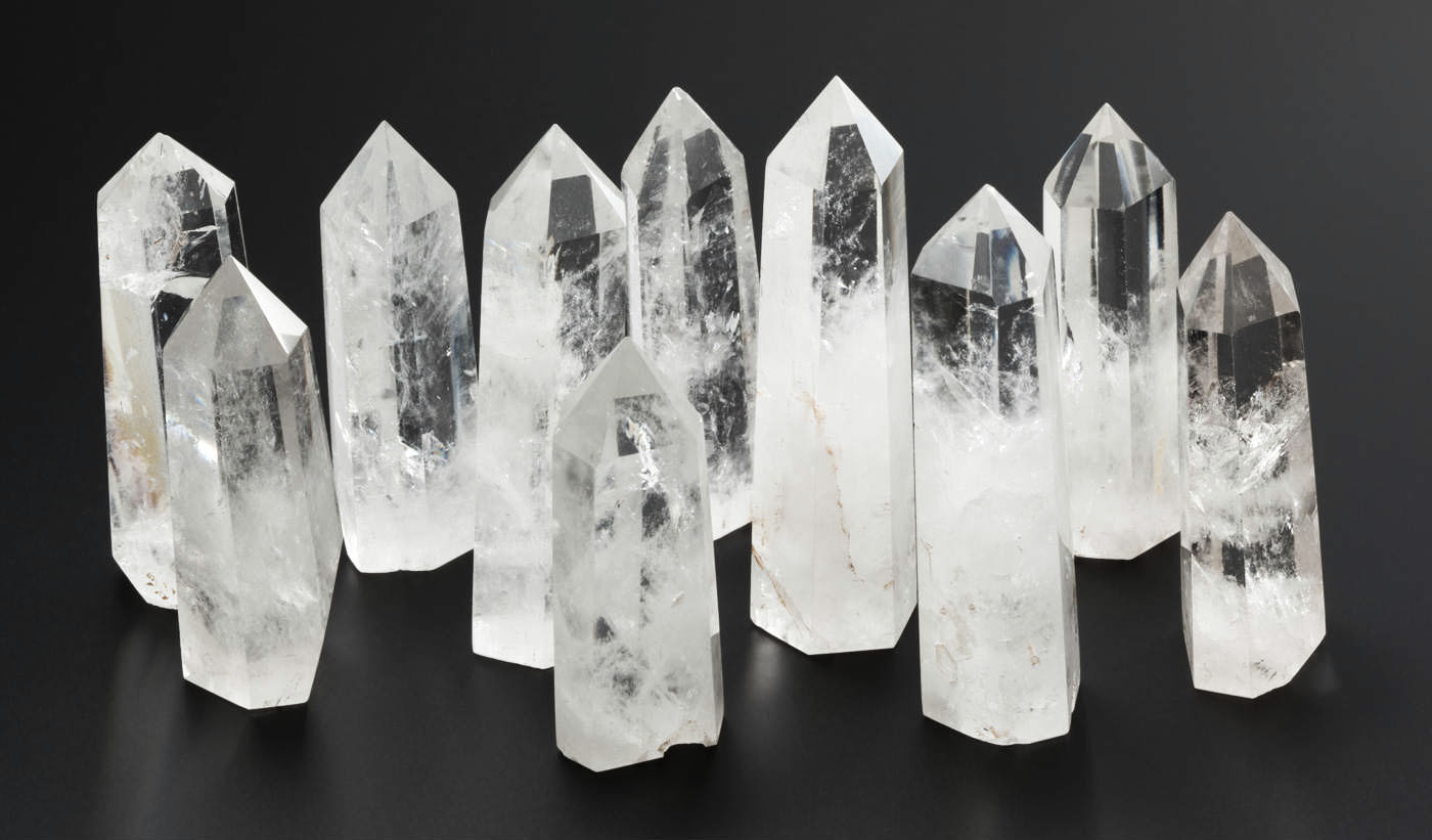 Rock Crystal Points